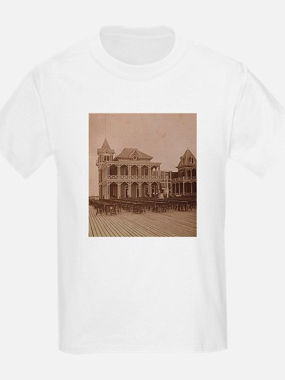 ca. 1880 ~ West End Hotel Kids T-Shirt
