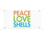 Peace-Love-Shells Banner
