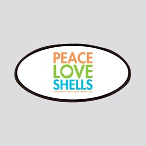 Peace-Love-Shells Patch