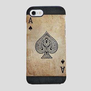 Ace Of Spades iPhone 7 Tough Case