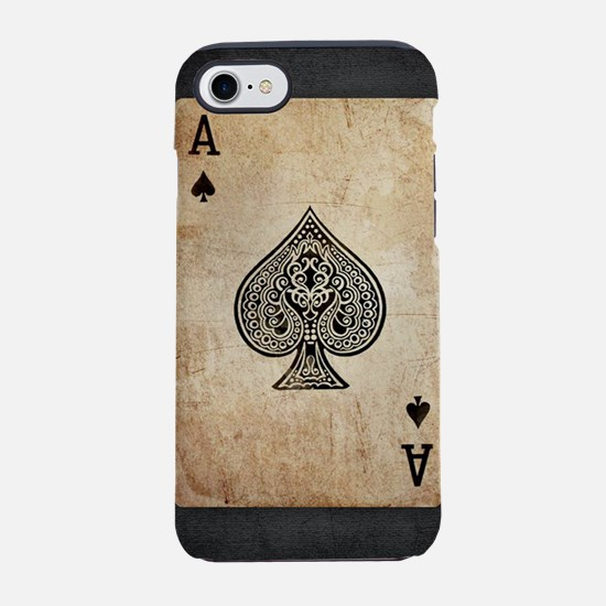 Ace Of Spades iPhone 7 Tough Case