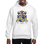 Viaud Family Crest Hooded Sweatshirt