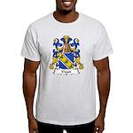 Viaud Family Crest Light T-Shirt