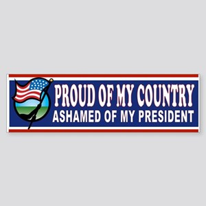 Proud Bumper Bumper Sticker