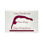 Gymnastics Magnet (10) Perform