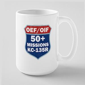 100 KC-135 MSN Large Mug