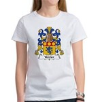 Verrier Family Crest Women's T-Shirt