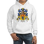 Verrier Family Crest Hooded Sweatshirt