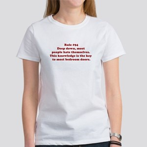 Rule #94 Women's T-Shirt