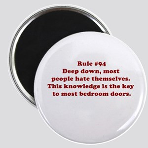 Rule #94 Magnet