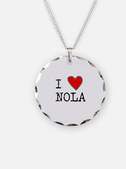 I Love NOLA Necklace