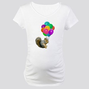 squirrel Maternity T-Shirt