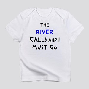 river calls Infant T-Shirt