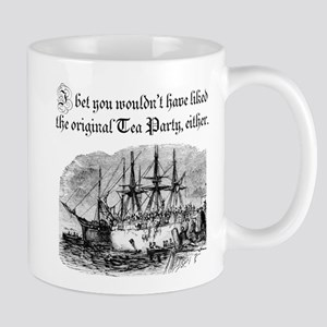 Original Tea Party Mugs