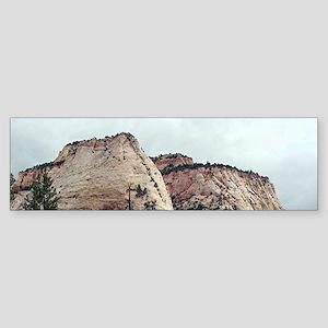 Zion National Park, Utah, USA 22 Bumper Sticker