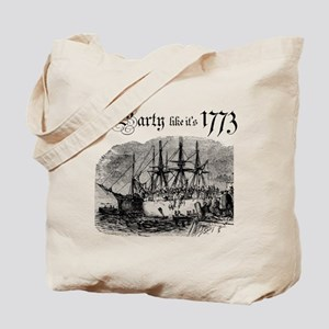 Party like It's 1773 Tote Bag