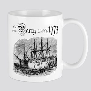 Party like It's 1773 Mugs