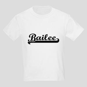Bailee Classic Retro Name Design T-Shirt