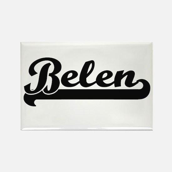 Belen Classic Retro Name Design Magnets