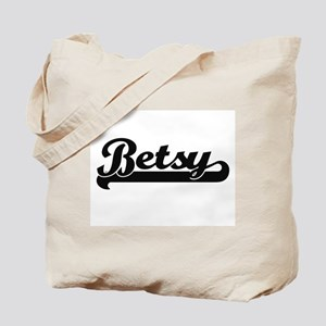 Betsy Classic Retro Name Design Tote Bag