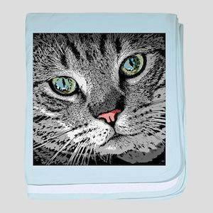 Cat_2015_0503 baby blanket
