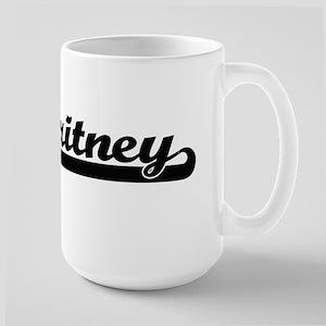Britney Classic Retro Name Design Mugs