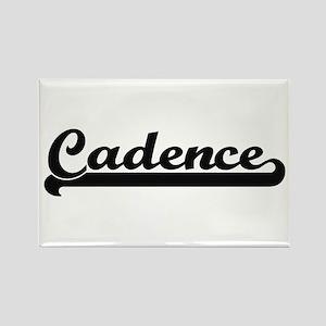 Cadence Classic Retro Name Design Magnets