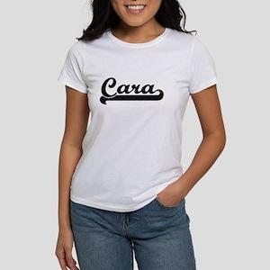 Cara Classic Retro Name Design T-Shirt