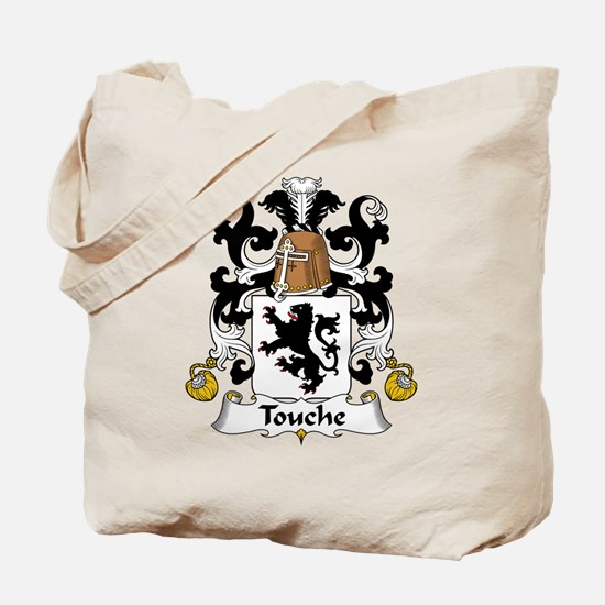 Touche Family Crest Tote Bag