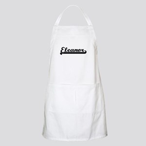 Eleanor Classic Retro Name Design Apron