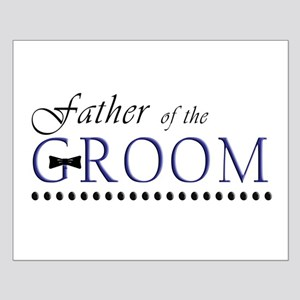 Father of the Groom Small Poster