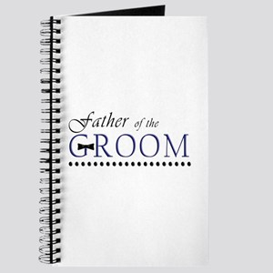 Father of the Groom Journal