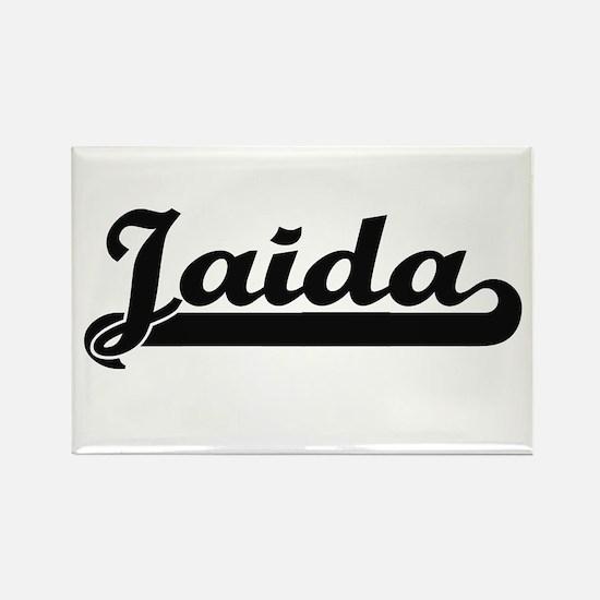 Jaida Classic Retro Name Design Magnets