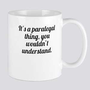 Its A Paralegal Thing Mugs