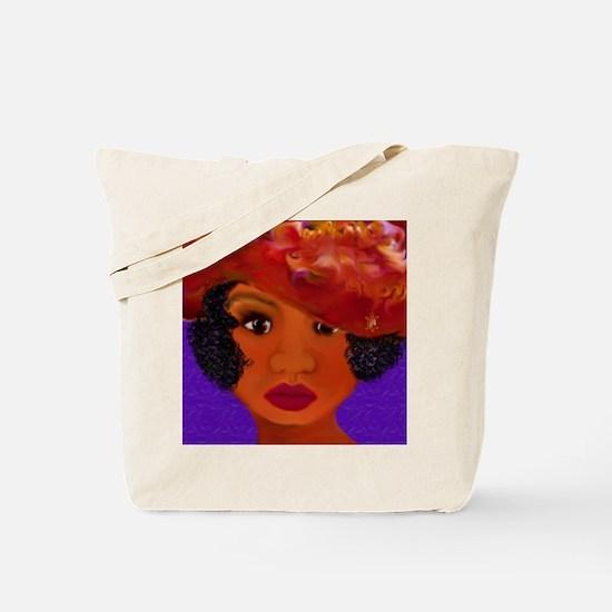 Red Hat Celebration Tote Bag