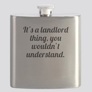 Its A Landlord Thing Flask