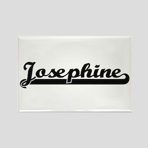 Josephine Classic Retro Name Design Magnets