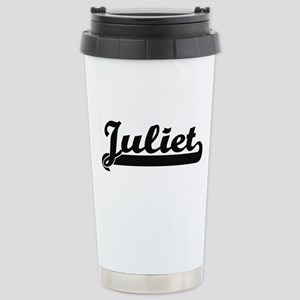 Juliet Classic Retro Na Stainless Steel Travel Mug