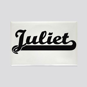 Juliet Classic Retro Name Design Magnets