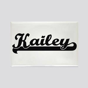 Kailey Classic Retro Name Design Magnets