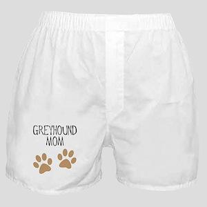 Greyhound Mom Boxer Shorts