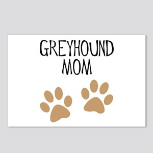Greyhound Mom Postcards (Package of 8)