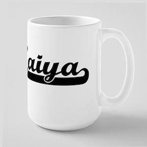 Kaiya Classic Retro Name Design Mugs