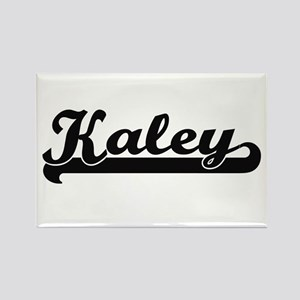 Kaley Classic Retro Name Design Magnets