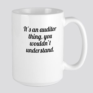 Its An Auditor Thing Mugs