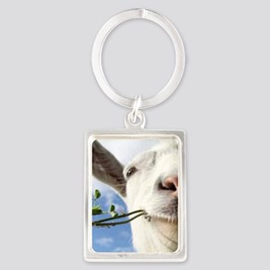 Weed Goat Keychains