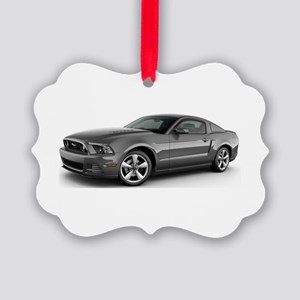 14MustangGT Picture Ornament