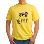 Malawi Africa Yellow T-Shirt