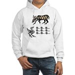 Malawi Africa Hooded Sweatshirt