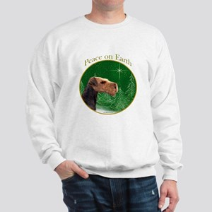 Airedale Peace Sweatshirt